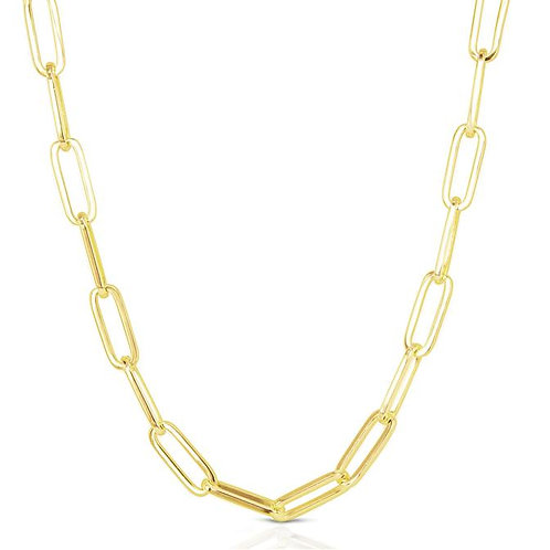 Elizabeth Stone Luxe Link Up Chain