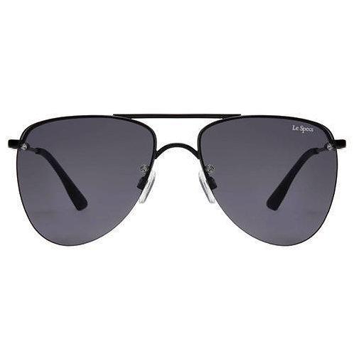 Le Specs THE PRINCE Sunglasses in Matte Black