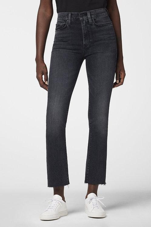 Hudson Barbara High-Rise Bootcut Crop Jean