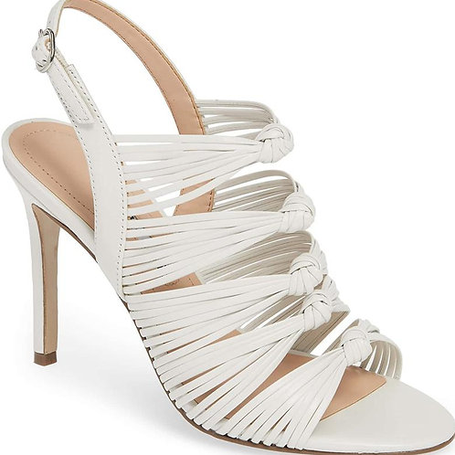 Charles David Crest Knotted Rope Strappy Luxe Sandal