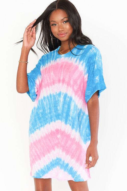 Show Me Your Mumu Dylan T-Shirt Dress