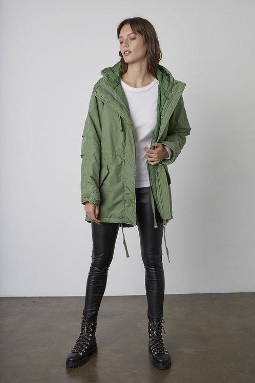 Velvet by Graham & Spencer Nicki Parka Jacket