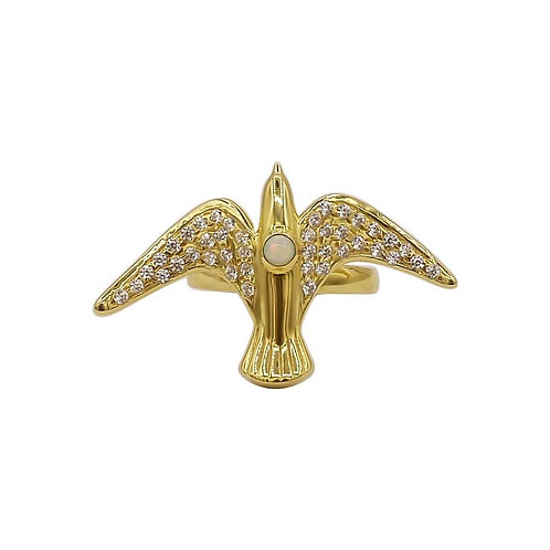 Ayana Designs Quin Swallow Ring