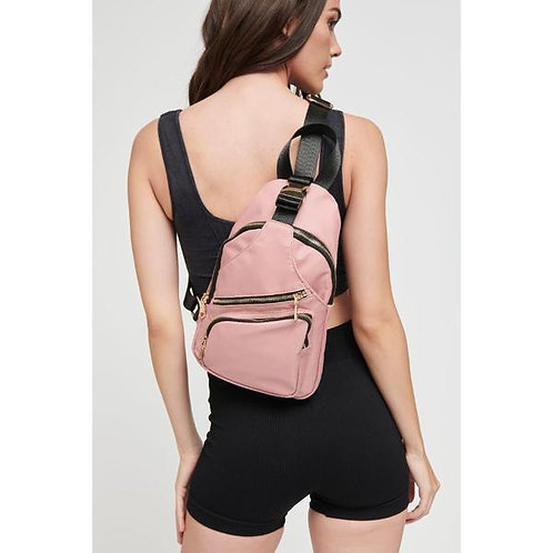 Sol and Solene On The Go Sling Backpack