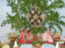 Asohano - Asojuano - Babalu Aiye - Omolu - Sakpata Obaluaiye