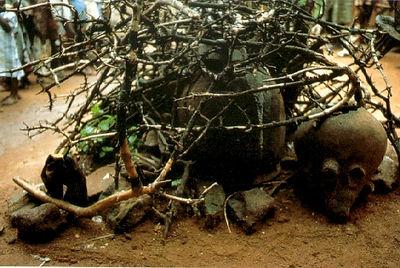 Oshosi, Ochosi Osoosi shrine