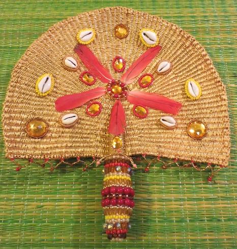 Oshun Fan