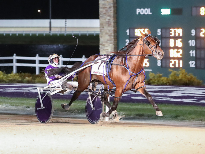 Ratchford Hopes for Another Highlight from Century Farroh in Potomac Pace
