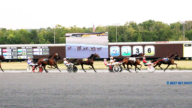 Rosecroft Kicks Off Winter-Spring Meet Sunday