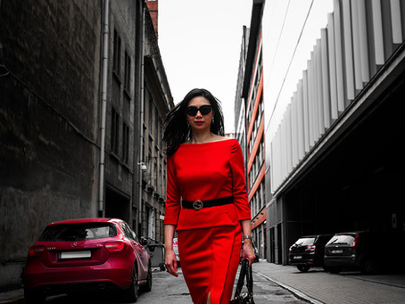 Stand out IN RED