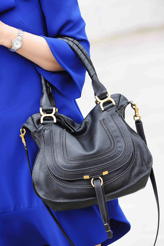 Black Marcie Chloé bag.