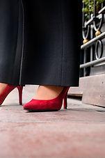red-suede-pump-stuart-weitzman