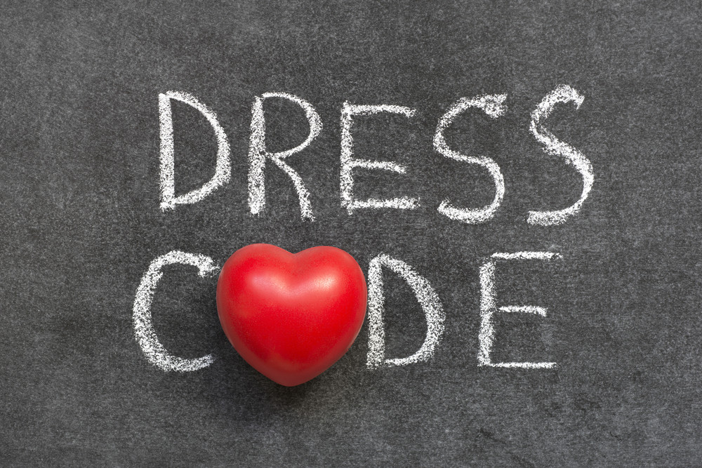 a dress code guide for business women