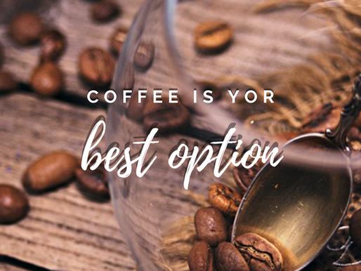Roast a Decaf Coffee