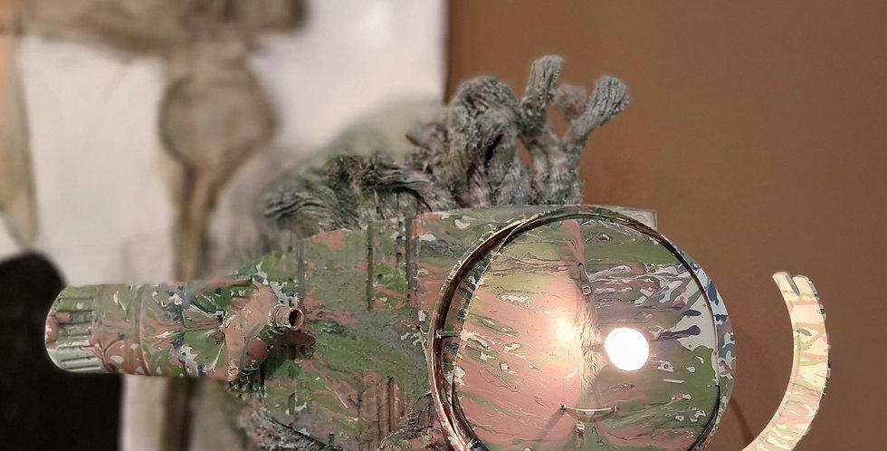 "Pesce lampada ""Copernicus""."