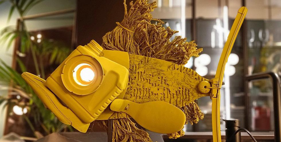 """Pesce lampada """"Alzirr""""."""
