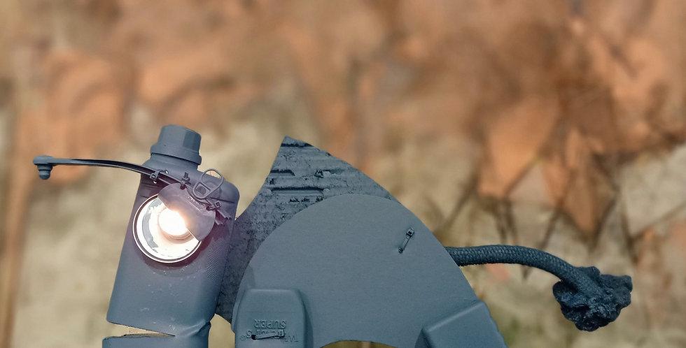 """Toro Lampada """"Atlas""""."""