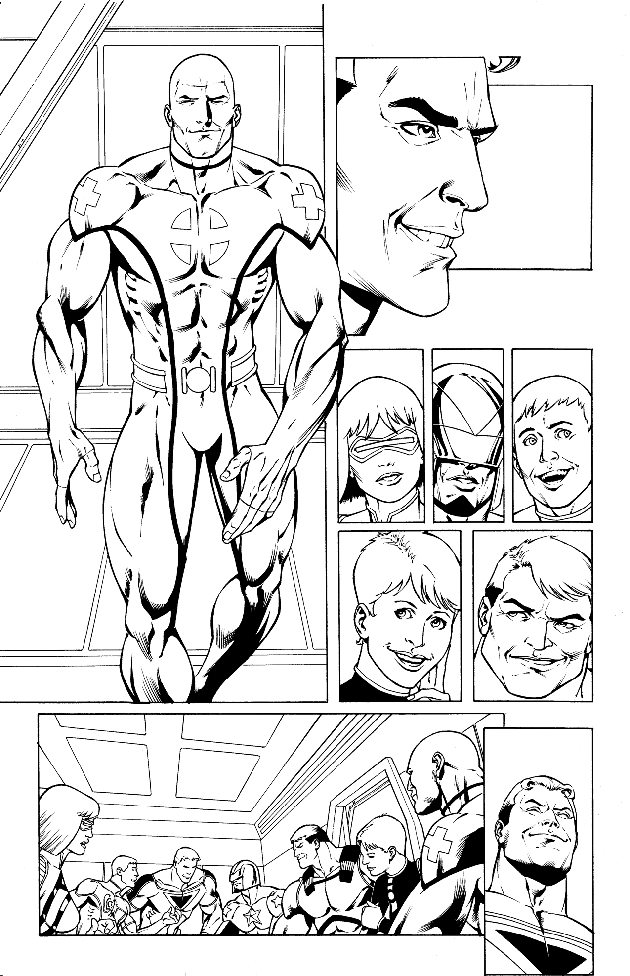 Watch Guard 1 page 23 inks
