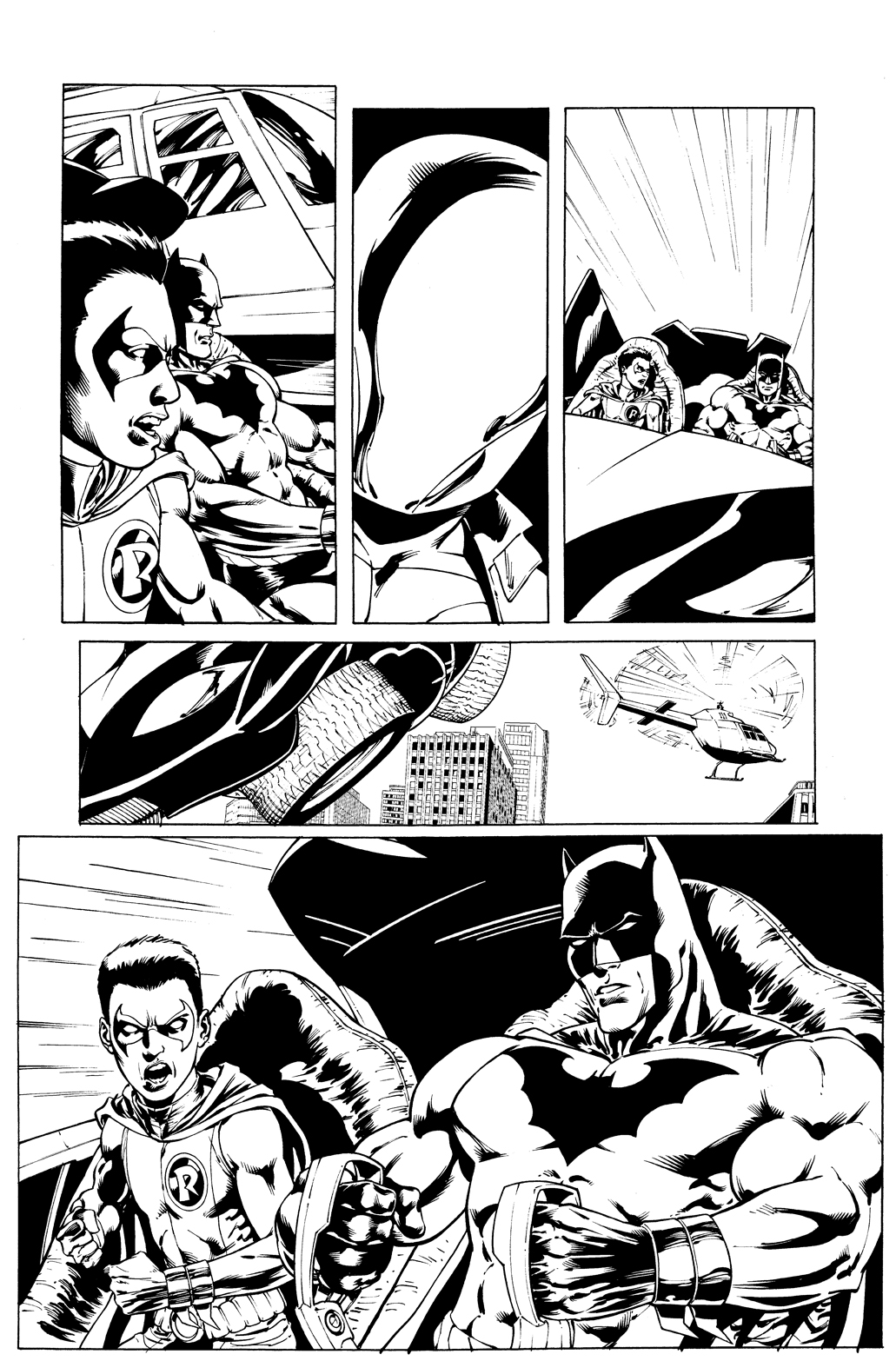 Batman and Robin 25 page 18