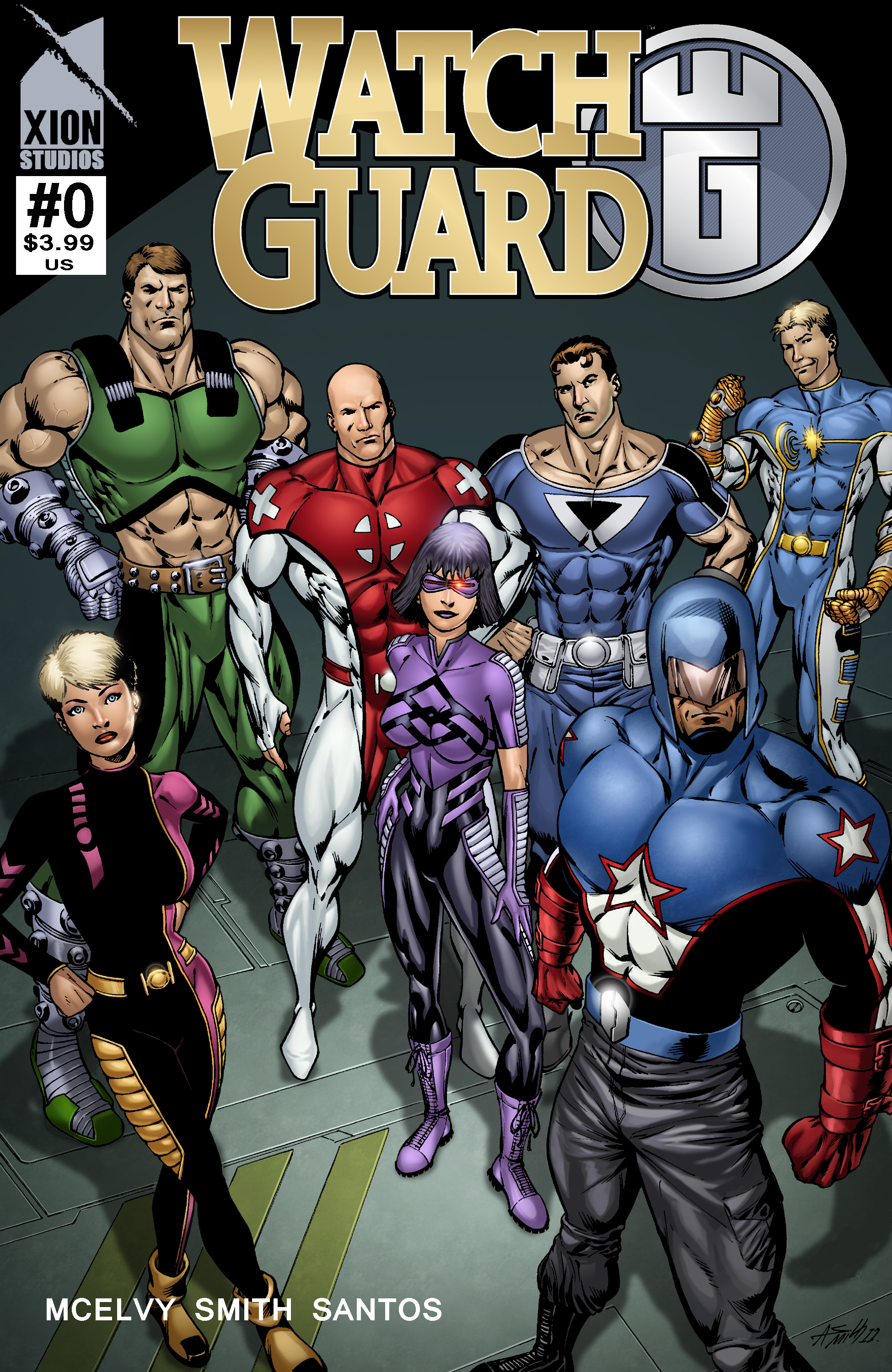 Watch Guard 1 cover