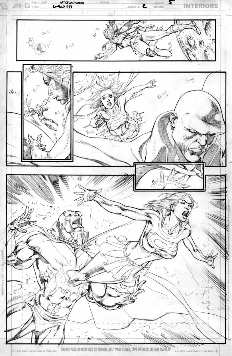 WW3 page 5 pencils