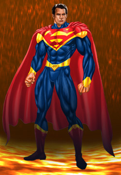 New Superman Design
