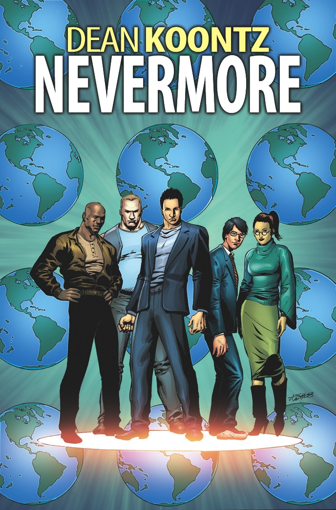 Nevermore 1 cover