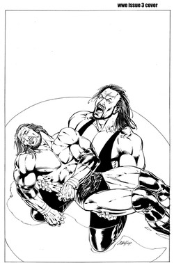 WWE Heroes 3 cover
