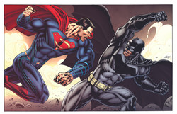 Superman v Batman