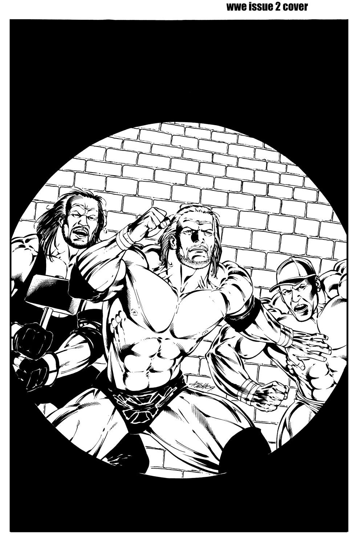 WWE Heroes 2 cover