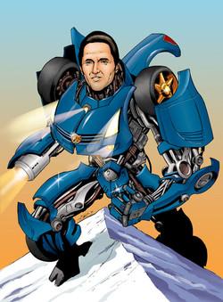 Brad Grey-Transformers