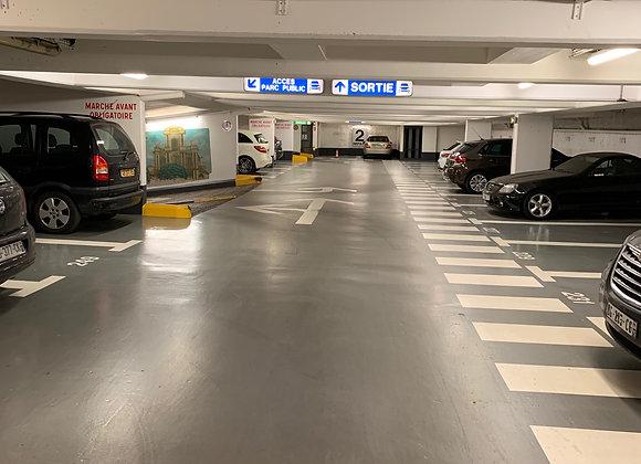Emplacement de parking Paris IV