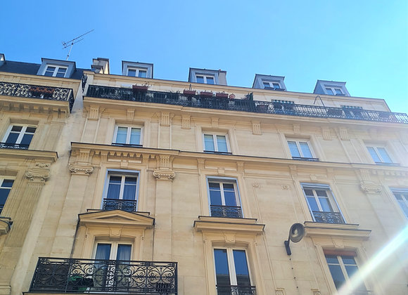 3 Pièces Paris XVIII