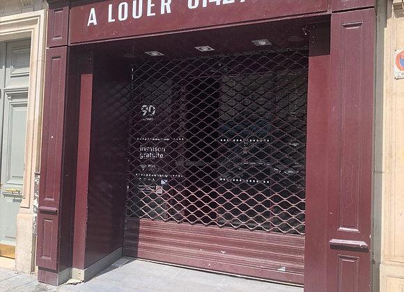 Boutique Paris VI