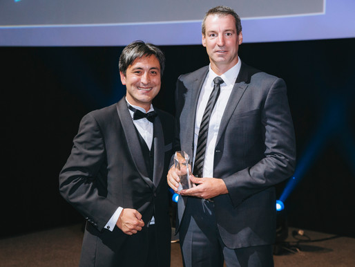Verve Group wins Count Financial Member Firm of the Year 2019