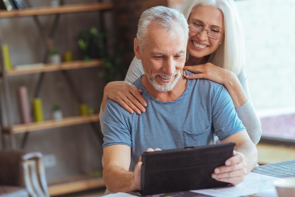 old couple superannuation