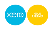 Xero gold partners logo