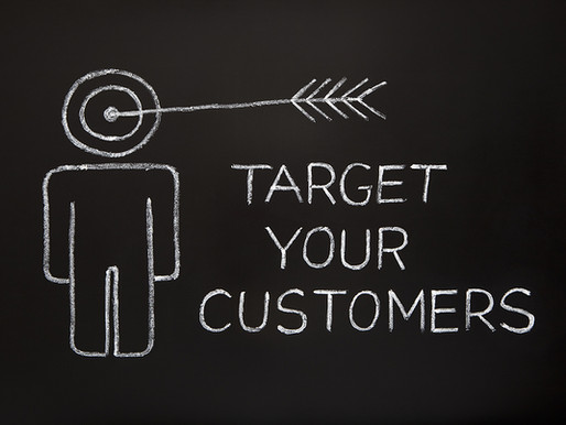 Your target market - are you selling to the right people?