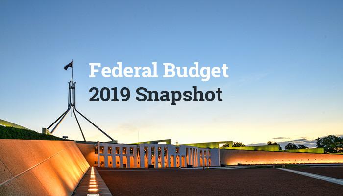 Federal Budget Snapshot