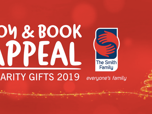 Gift Collection for The Smith Family Toy & Book Appeal