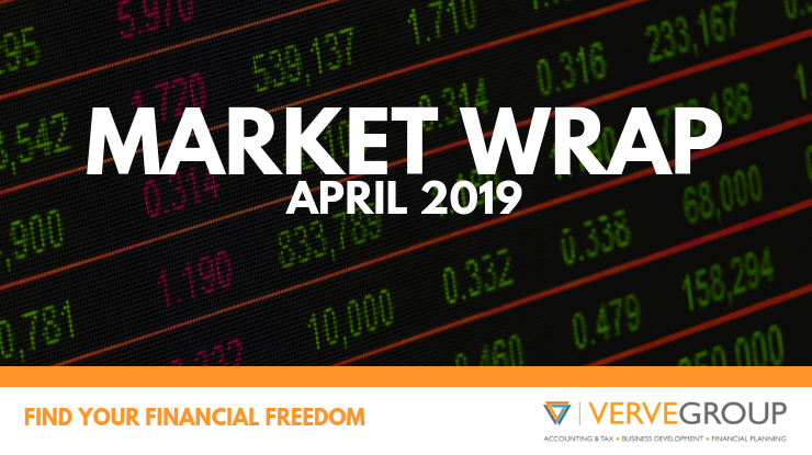 market summary april 2019 verve group financial planners tax accountants glenelg adelaide alice springs