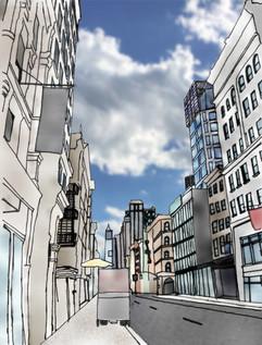The Vibrant City