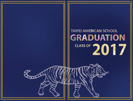 Graduation Ceremony Booklet Cover