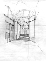 College of Fine Arts Great Hall