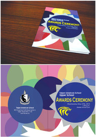 Awards Ceremony Booklet Cover 2015