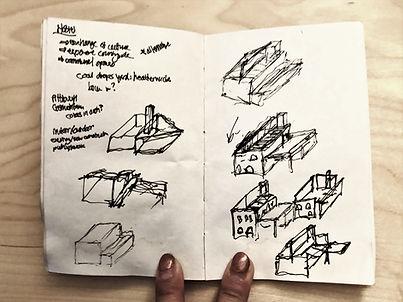 Sketchbook Page 1