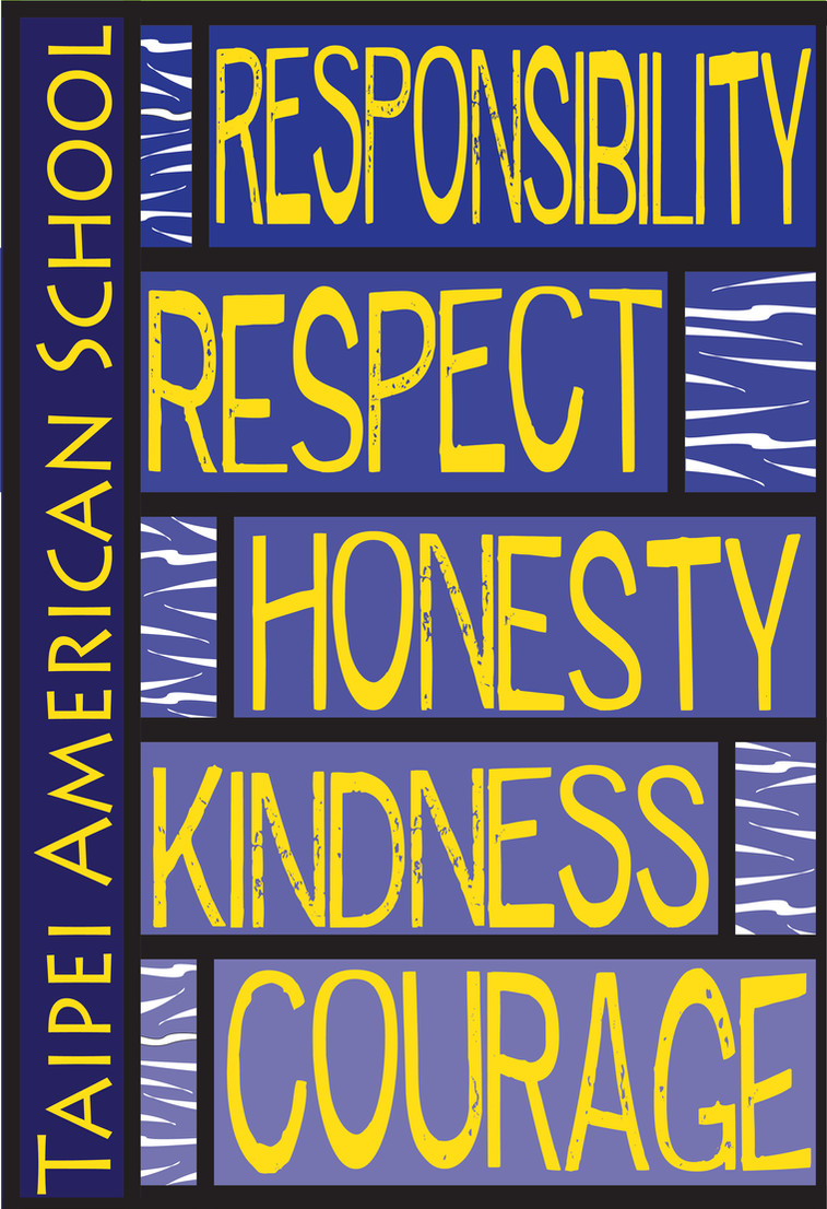 Five Values Poster