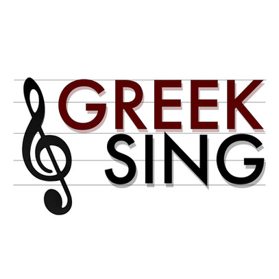 Greek Sing Logo