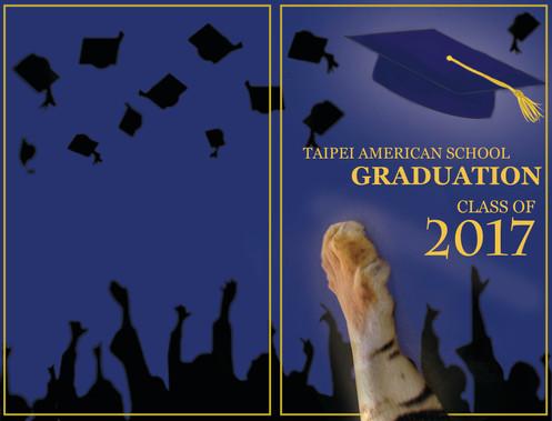 Graduation Ceremony Cover V.2