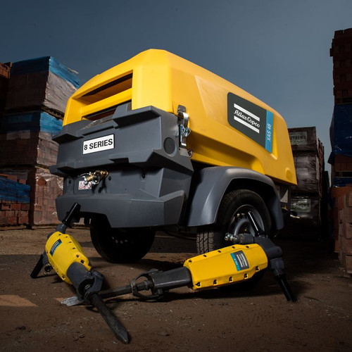 Atlas Copco Equipment